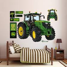deere 6210r tractor wall decals by fathead john deere 6210r tractor wall decals by fathead