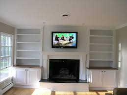 Built In Bookshelves Fireplace by 21 Best Built Ins Images On Pinterest Fireplace Built Ins