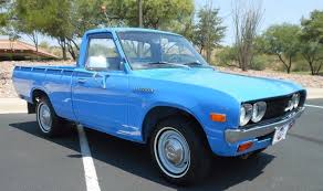 Vintage Ford Truck Fabric - original arizona truck 1974 datsun 620 pickup