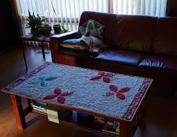 table runner for coffee table coffee table runner ideas bed and shower