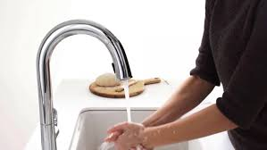 Allora Kitchen Faucet Unique Hands Free Kitchen Faucet