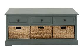 Gray Storage Bench Gray Storage Bench Home Design U0026 Interior Design