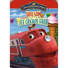 chuggington wilson ice cream fair
