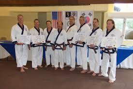 moo do five moo duk kwan 8th dan rank certifications awarded united