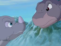 littlefoot cera gang land