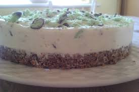 mint aero bubbles cheesecake findmyfood