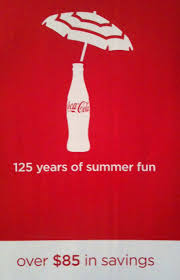 Six Flags Coca Cola New Coca Cola Coupons 125 Years Of Summer Fun Booklet Southern