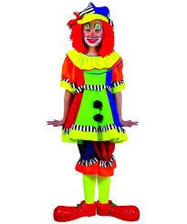 clown costume clown spanky stripes kids costume girl clown costumes