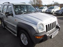 used jeep cherokee 2 5 for sale motors co uk