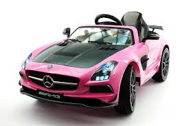 pink mercedes truck moderno kids electric ride on cars for kids