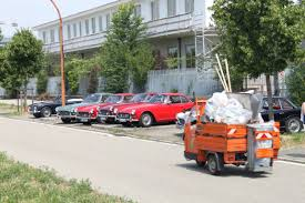 Factoryhome by Over The Alps In A Triumph Tr4a Adrian C Sinnott U0027s Traveling