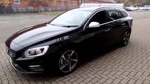 volvo v60 d3 r design nav 6 speed manual youtube