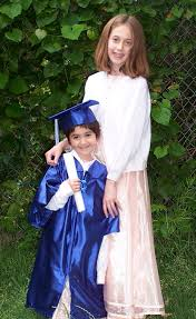 kindergarten cap and gown preschool kindergarten graduation caps and gowns