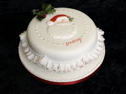 quick and easy christmas cake recipes beautiful photo santa claus
