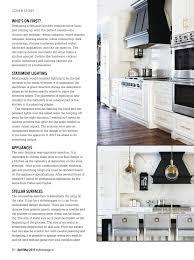 Design Of A Kitchen Reno U0026 Decor Magazine Apr May 2017 By Homes Publishing Group Issuu