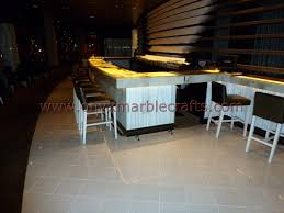 Black Onyx Countertops Backlit Onyx Countertops For Bar Receptions Onyx Marble Crafts