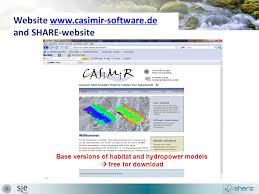 si e habitat schneider jorde ecological engineering habitat model casimir silke