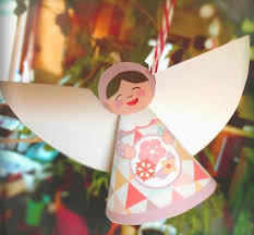 papermau time papercraft ornaments by delphine