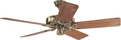 Hunter Original Ceiling Fans by Hunter Classic Original 52 Inch Brass Fan Free Shipping Today
