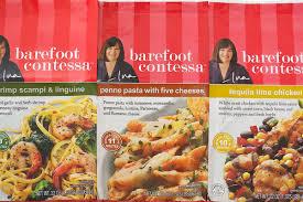 ina garten pasta recipes behold ina garten u0027s barefoot contessa frozen meals eater