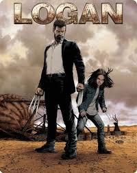 logan steelbook includes digital copy blu ray dvd only