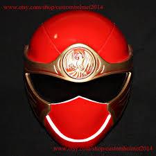 Power Rangers Samurai Halloween Costumes 1 1 Scale Halloween Costume Dairanger Helmet Costume Mask Power