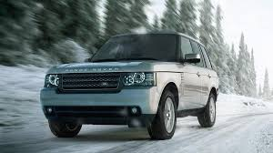 2012 Land Rover Range Rover Supercharged Review Notes A Big And