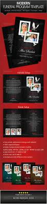funeral programs free funeral programs template free graphics designs templates