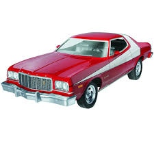 What Year Is The Starsky And Hutch Car Amazon Com Revell 854023 1 25 Starsky U0026 Hutch Ford Torino Toys