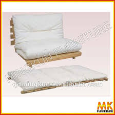 Folding Sofa Bed by Sofa Bed With Wooden Slats
