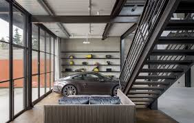 industrial house contemporary industrial house features an expressive interior of raw