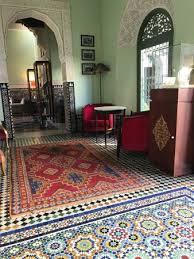 lobby with original decorations picture of palais faraj suites