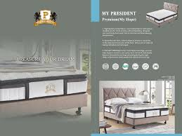 High Quality Bedroom Furniture Ratings Buy My President Mattress And Bed Frame Oem 5 Star Hotel Mattress
