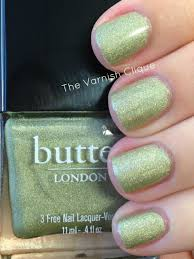 butter london the varnish clique