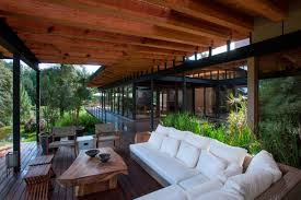 outdoor white sofa coffee table stunning home in valle de bravo