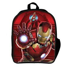 Iron Man Amazon Com Bb Designs Marvel Iron Man Backpack Toys U0026 Games