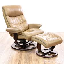 Vinyl Swivel Chair by This