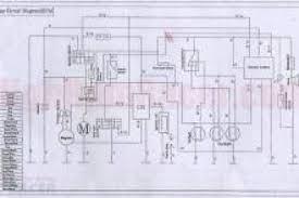 peace sports 110cc atv wiring diagram wiring diagram