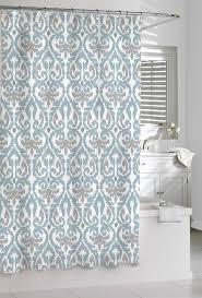 Threshold Medallion Shower Curtain by Blue Ikat Shower Curtain Blue Dot Shower Curtain Navy Blue Shower