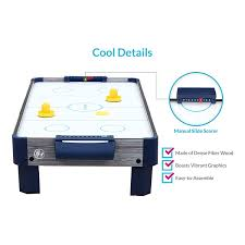 harvil 5 foot air hockey table with electronic scoring amazon com harvil 40 inch tabletop air hockey table with powerful