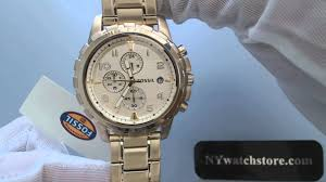 gold tone stainless steel bracelet images Men 39 s fossil dean gold tone chronograph watch fs4867 jpg