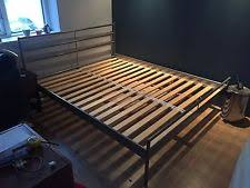 Heimdal Bed Frame Ikea Bed Frames Divan Bases With Slats Ebay