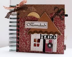 hanukkah home mini album