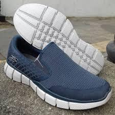 Sepatu Skechers Laki jual sepatu pria skechers gowalk equalizer sepatu skechers