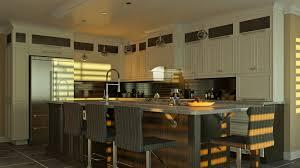 Vray Physical Camera Settings Interior Vray Sunset Rendering Tutorial 3d Interior Kitchen Scene