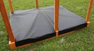 Sandboxes With Canopy And Cover by Canopy Sandboxes