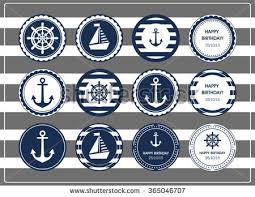 Nautical Themed Music - nautical frame stock images royalty free images u0026 vectors