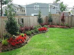 Basic Garden Ideas Backyard Easy Landscaping Ideas Cover Holes Diy Outdoor