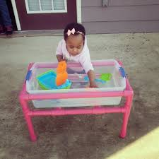 diy sand and water table pvc a southern bell s guide to diy projects pvc pipe sensory table my