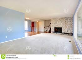 empty beautiful living room with a fireplace royalty free stock empty beautiful living room with a fireplace royalty free stock image